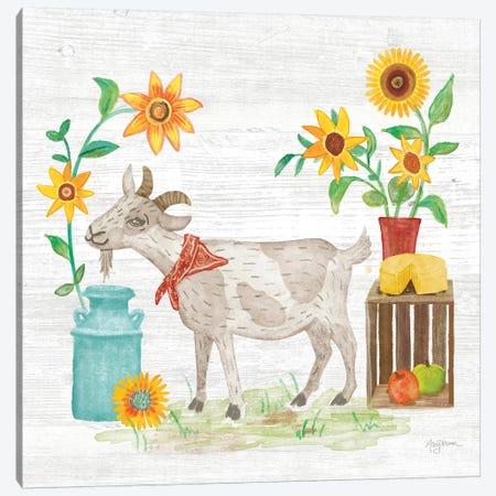 Farm Market III Canvas Print #URB25} by Mary Urban Canvas Art