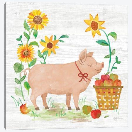 Farm Market IV Canvas Print #URB26} by Mary Urban Canvas Art