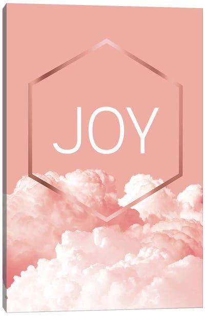 Love Joy Geo III Canvas Art Print