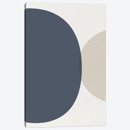 Mid Century Soft Luxe II Canvas Print #URE134} by Urban Epiphany Canvas Art