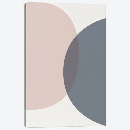 Mid Century Soft Luxe III Canvas Print #URE135} by Urban Epiphany Canvas Artwork