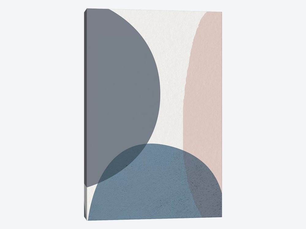 Mid Century Soft Luxe IV by Urban Epiphany 1-piece Canvas Wall Art