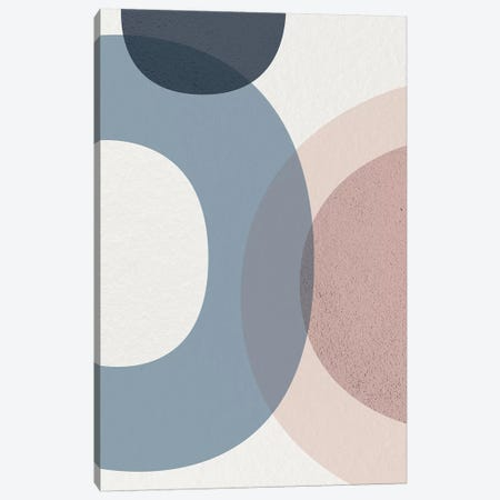 Mid Century Soft Luxe V Canvas Print #URE137} by Urban Epiphany Canvas Art
