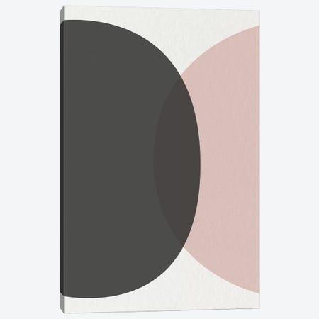 Minimalist Circles I 3-Piece Canvas #URE143} by Urban Epiphany Canvas Artwork