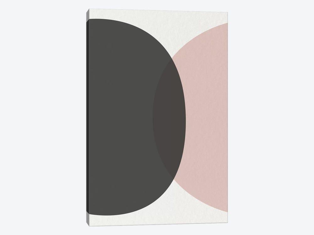 Minimalist Circles I by Urban Epiphany 1-piece Canvas Artwork