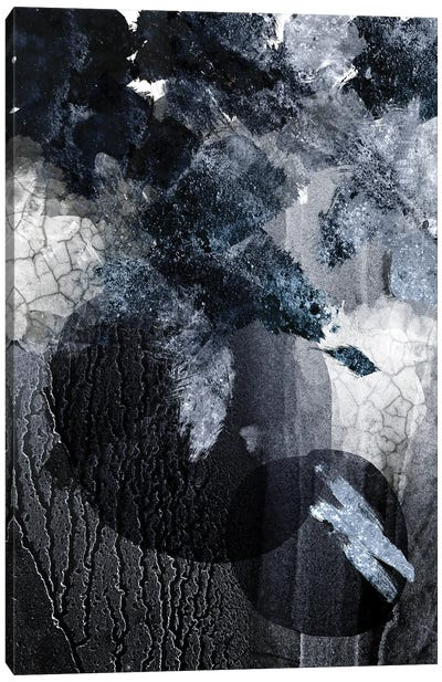 Shattered Abstract I Canvas Art Print