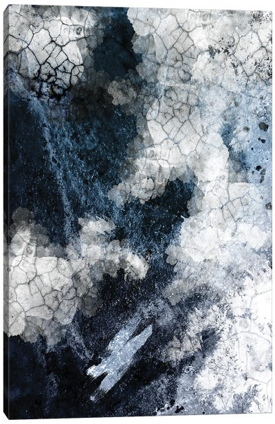 Shattered Abstract II Canvas Art Print