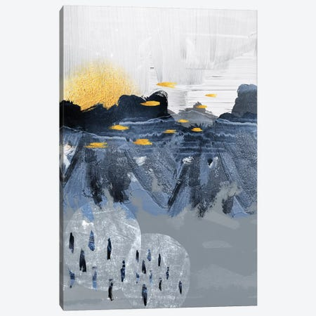 Abstract Landscape I Canvas Print #URE9} by Urban Epiphany Canvas Print