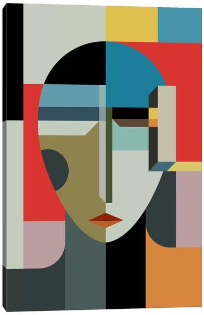 Woman Of When Canvas Print #USL100