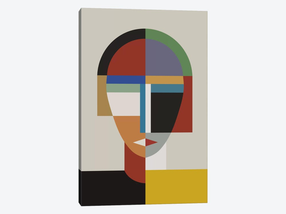 Women And Woman by The Usual Designers 1-piece Canvas Artwork