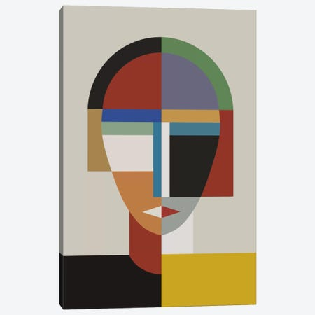 Women And Woman Canvas Print #USL101} by The Usual Designers Canvas Art