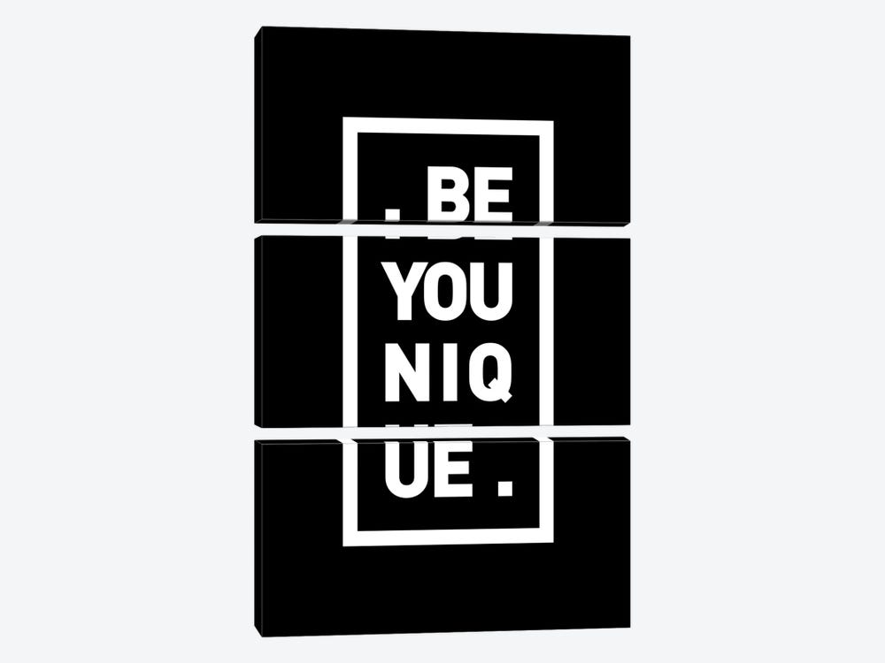 You And Yourself by The Usual Designers 3-piece Canvas Wall Art