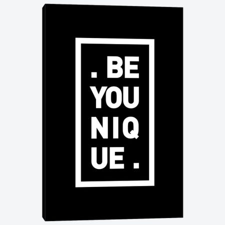 You And Yourself Canvas Print #USL103} by The Usual Designers Canvas Wall Art
