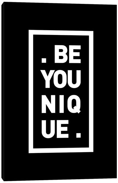 You And Yourself Canvas Print #USL103