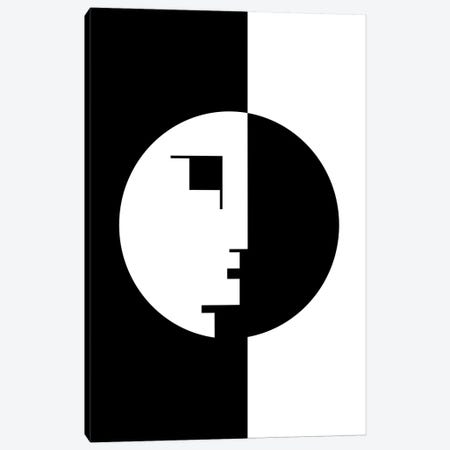 Bauhaus! Canvas Print #USL104} by The Usual Designers Art Print