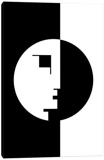 Bauhaus! Canvas Art Print