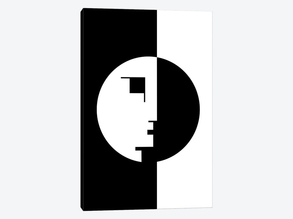 Bauhaus! by The Usual Designers 1-piece Canvas Print