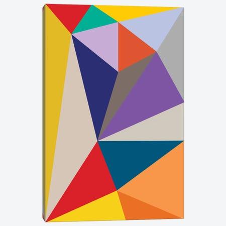 Flatland Canvas Print #USL112} by The Usual Designers Art Print