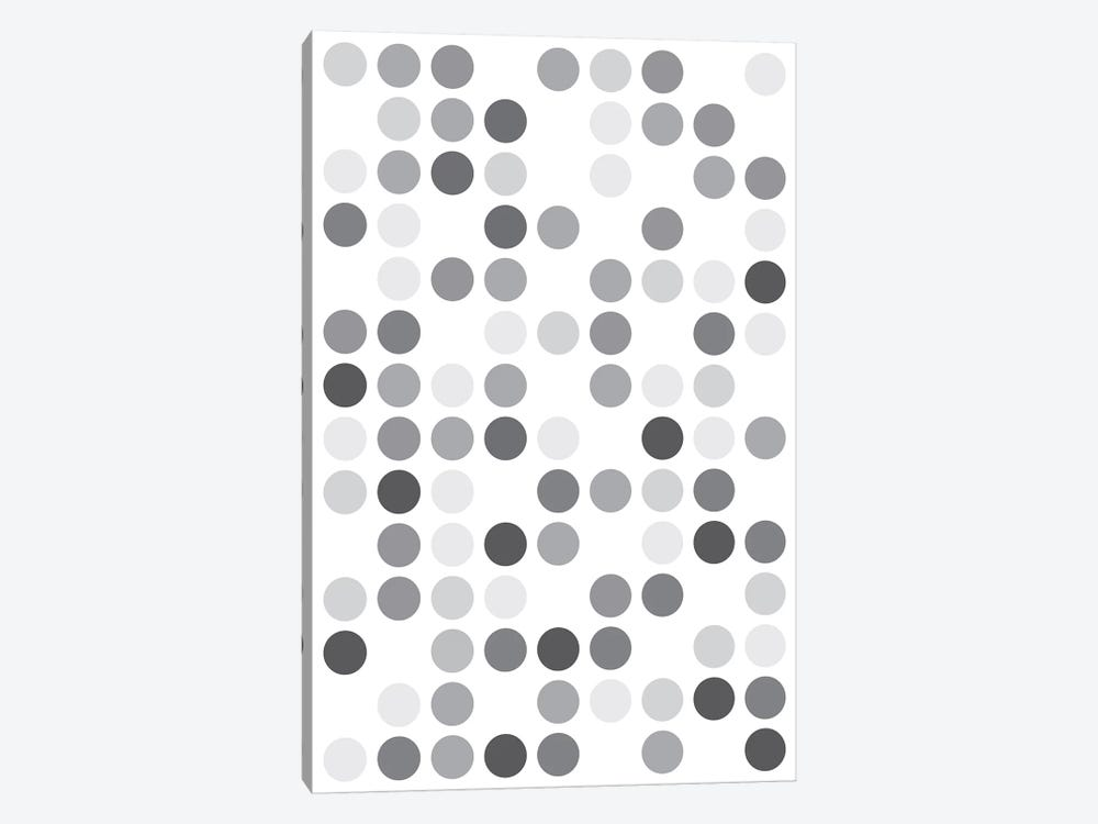 Grey's White by The Usual Designers 1-piece Art Print