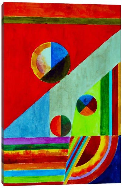 Balance Canvas Print #USL11