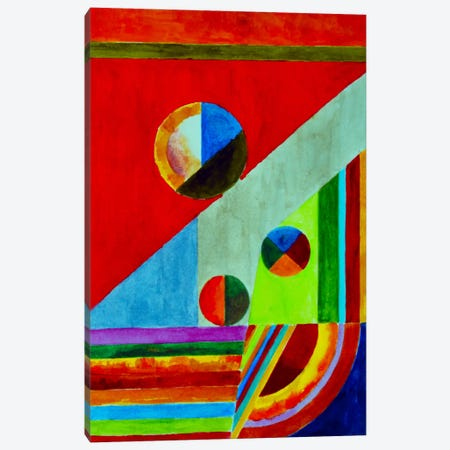 Balance Canvas Print #USL11} by The Usual Designers Canvas Print