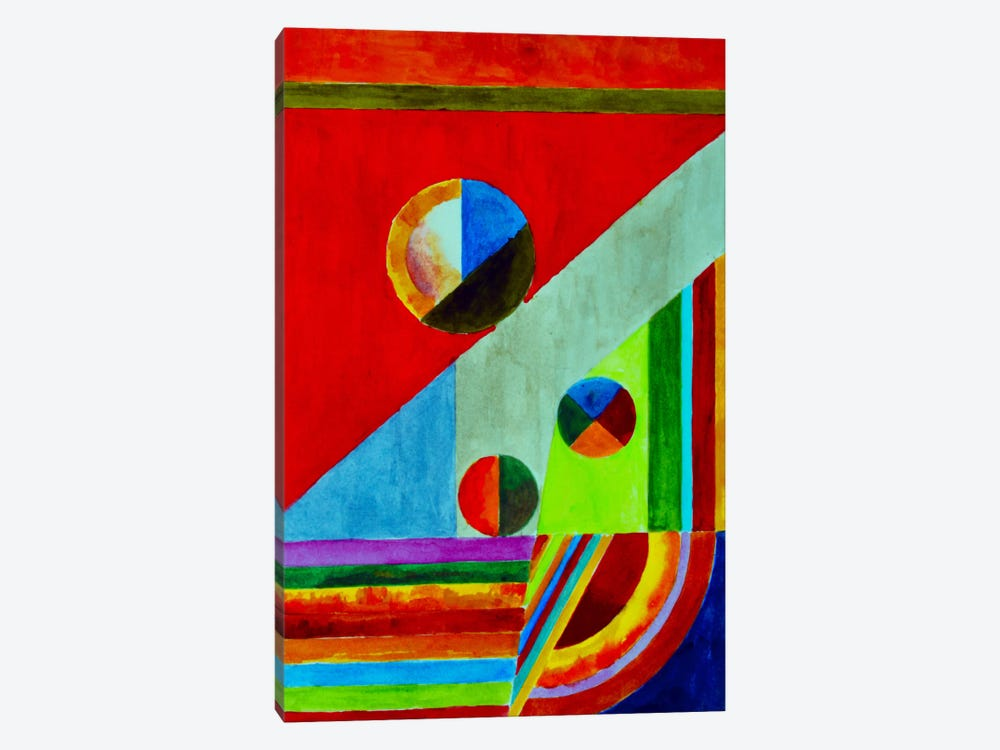 Balance by The Usual Designers 1-piece Canvas Print