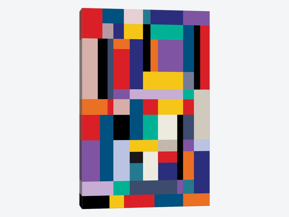 Modernism Two by The Usual Designers 1-piece Art Print
