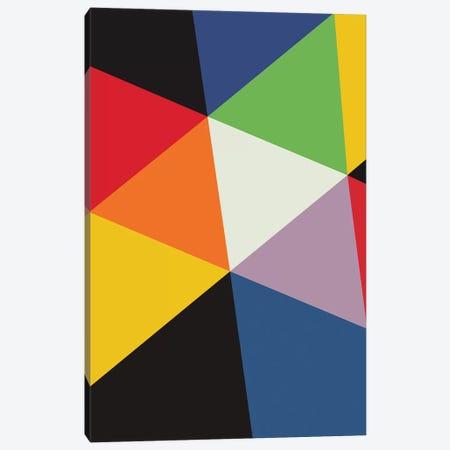 Swiss Modernism (Max Bill) Canvas Print #USL126} by The Usual Designers Canvas Art Print