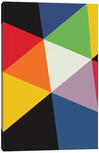 Swiss Modernism (Max Bill) Canvas Art Print