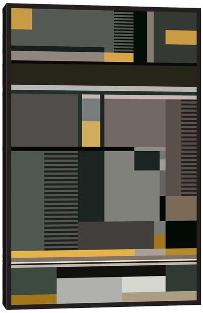 Bauhaus Arte Canvas Print #USL13