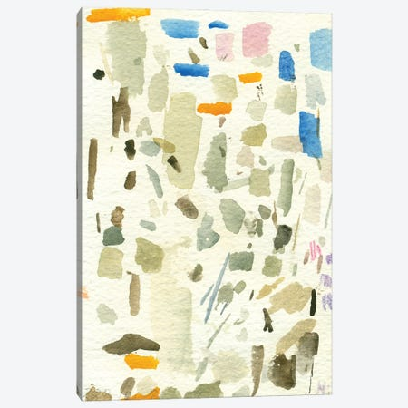 Strokes II Canvas Print #USL142} by The Usual Designers Canvas Art