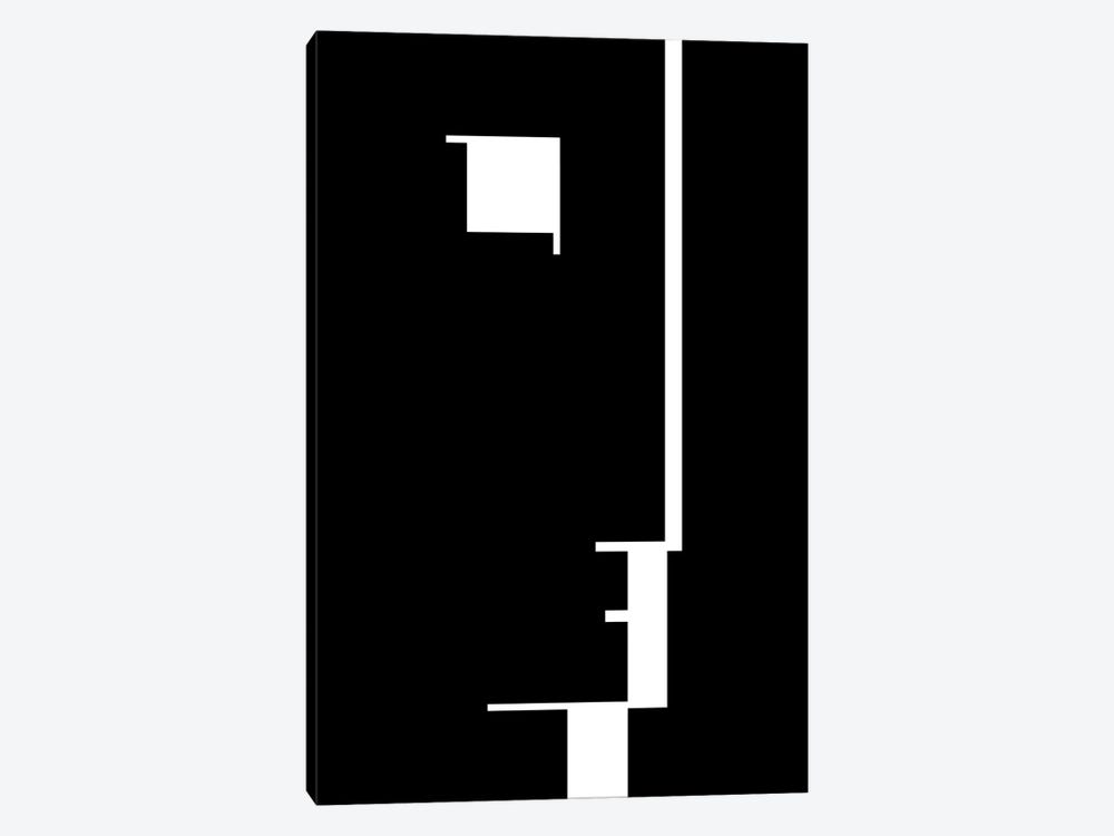 Bauhaus Austellung, 1923 by The Usual Designers 1-piece Canvas Wall Art