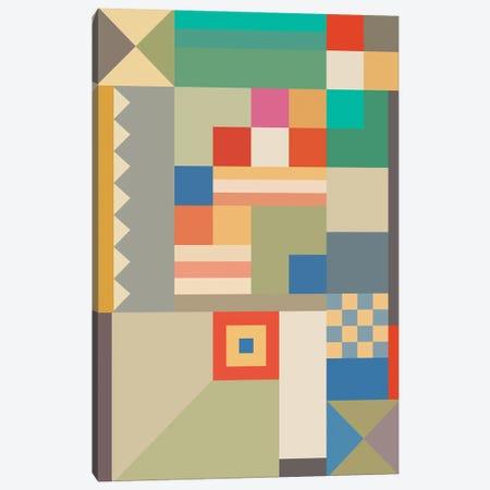 BAUHAUS DESIGN Canvas Print #USL150} by The Usual Designers Art Print