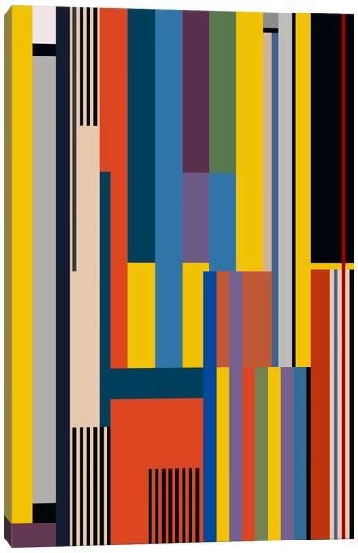Bauhaus Rising Canvas Art Print
