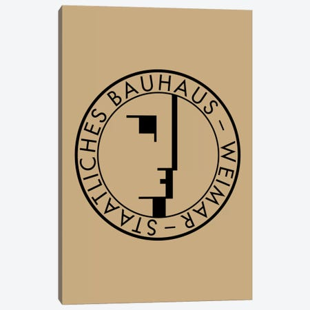 Bauhaus Weimar Canvas Print #USL19} by The Usual Designers Canvas Print