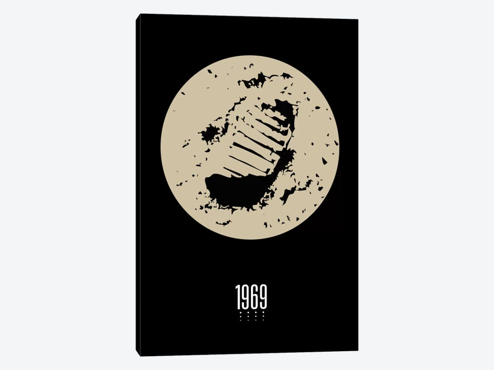 1969 by The Usual Designers 1-piece Canvas Print