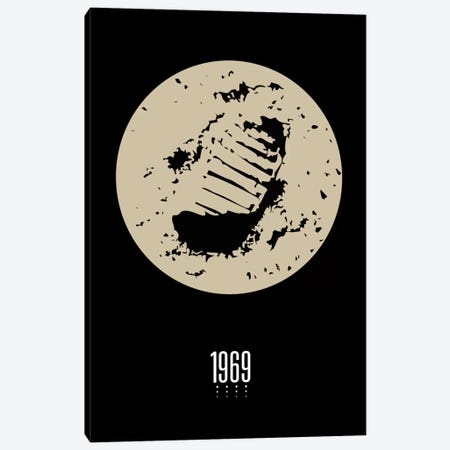 1969 Canvas Print #USL1} by The Usual Designers Canvas Print