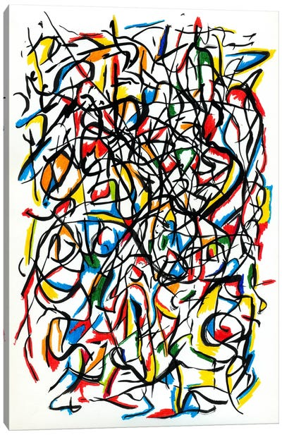 Beautiful Dream Canvas Art Print