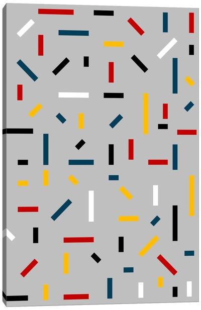 Before Mondrian Canvas Print #USL21
