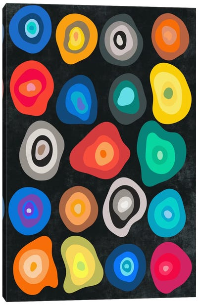 Cells Canvas Art Print