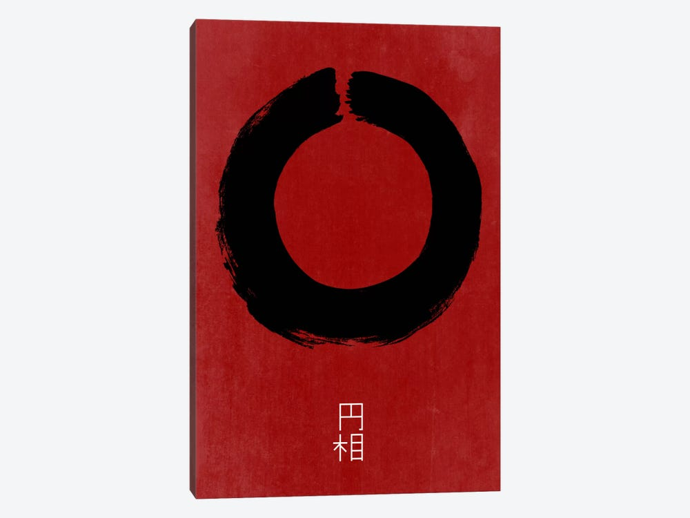 Enso In Japan by The Usual Designers 1-piece Canvas Art Print