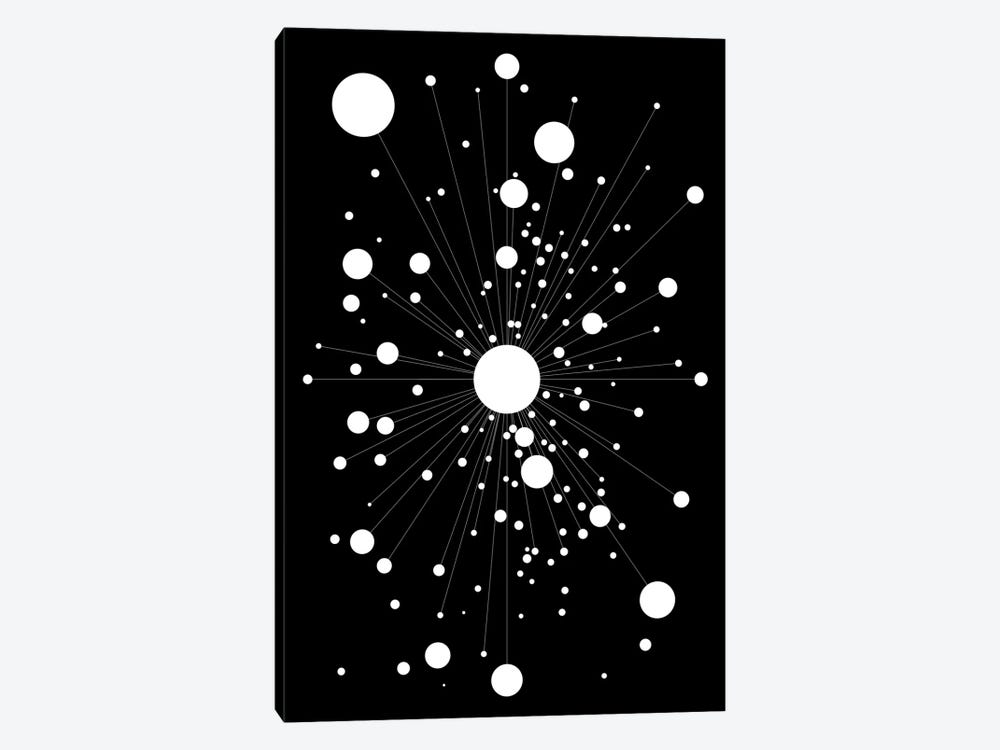 Galactica by The Usual Designers 1-piece Canvas Art