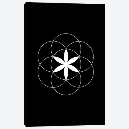 Ideal Flower Canvas Print #USL48} by The Usual Designers Canvas Artwork