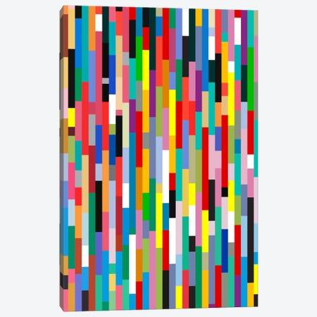 Johann Sebastian Bach Canvas Print #USL49} by The Usual Designers Canvas Wall Art