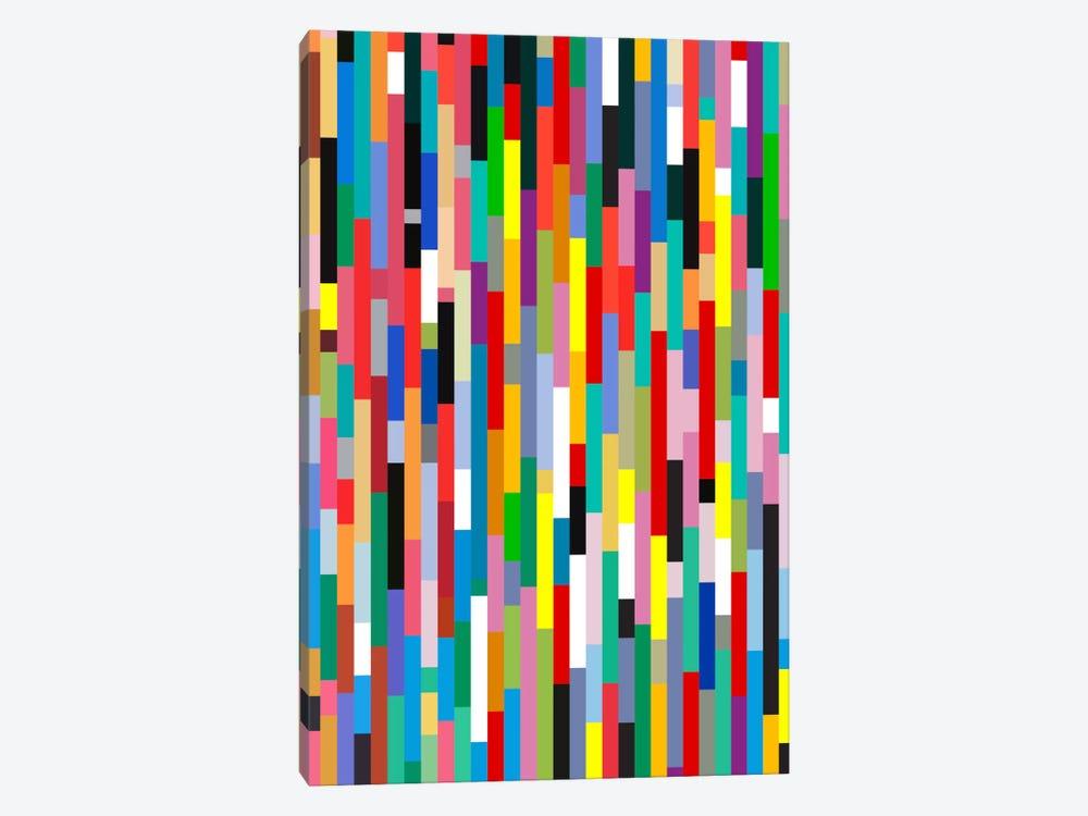 Johann Sebastian Bach by The Usual Designers 1-piece Canvas Art