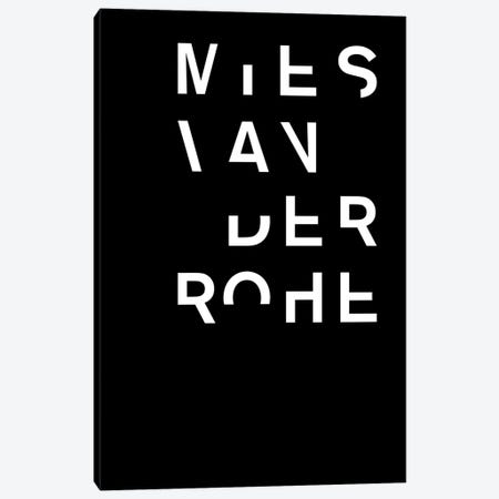 Mies Canvas Print #USL55} by The Usual Designers Canvas Wall Art