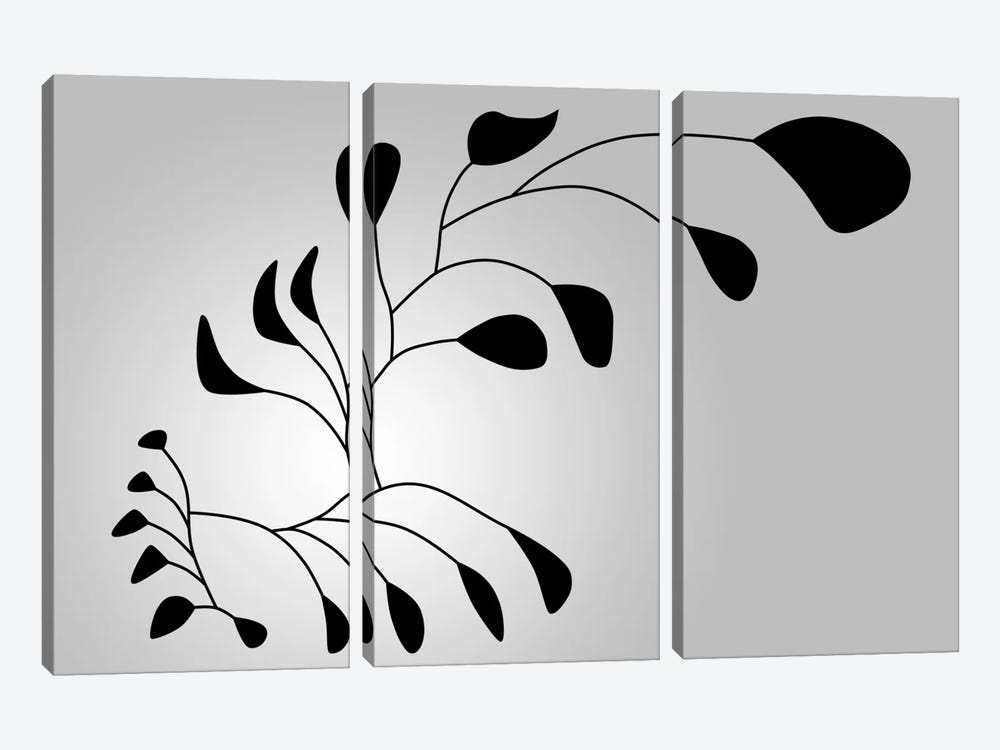 Mobiles by The Usual Designers 3-piece Canvas Artwork