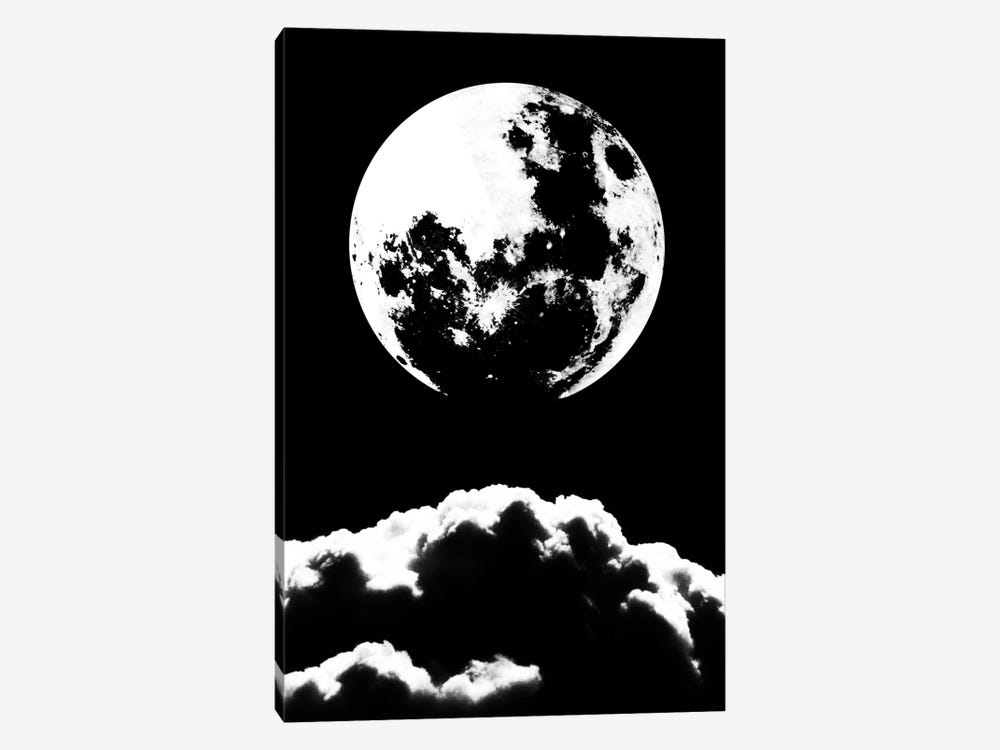 Moonastery by The Usual Designers 1-piece Canvas Wall Art