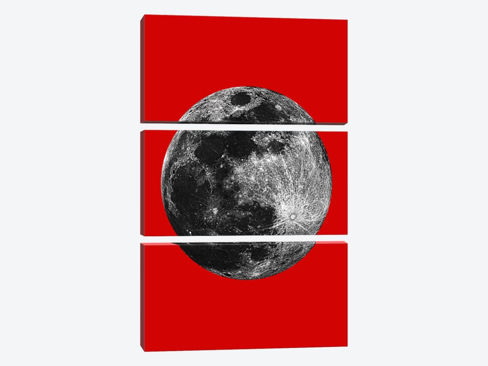 Prelude by The Usual Designers 3-piece Canvas Art Print