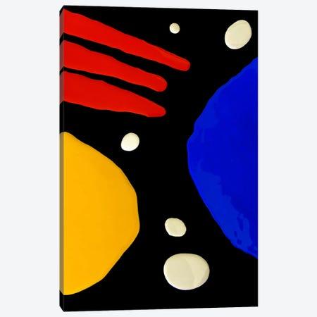 Strange Days Canvas Print #USL76} by The Usual Designers Canvas Artwork